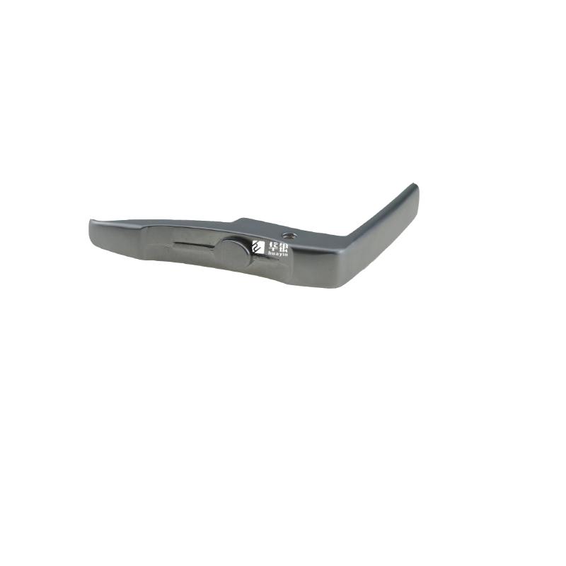 铝合金乐器夹子-高品质铝合金压铸件