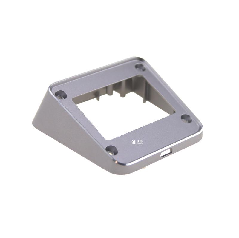 铝合金开关底座-铝合金压铸件